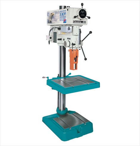 Clausing Industrial - Variable Speed Drill Press | Demmler